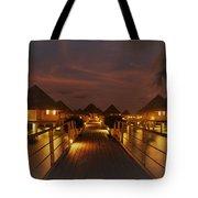 Cozy Cottages  Tote Bag