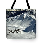 Cpr Ridge Extreme Terrain Tote Bag