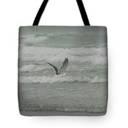 Crab Fishing Tote Bag