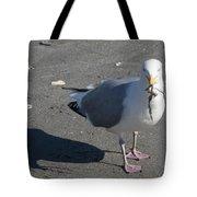 Crab Plate Tote Bag