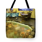 Crab Shack Japanese Style Tote Bag