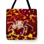 Crab Underwater Tote Bag