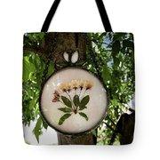 Crabapple Blossoms Tote Bag