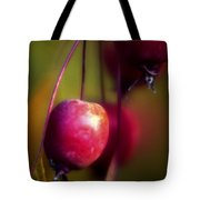 Crabapple Tote Bag