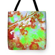 Crabapples Series #4 23 Tote Bag