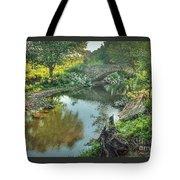 Stewart  Bridge Tote Bag