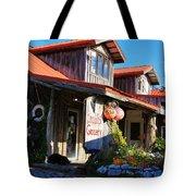 Crabpot Grocery Tote Bag