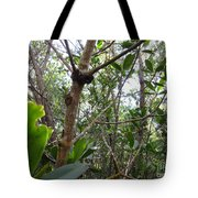 Crabs On A Tree Tote Bag