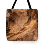Crack Canyon Tote Bag