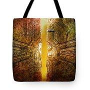 Crack Of Dawn Tote Bag
