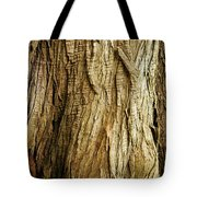 Cracked And Stretched Tote Bag