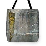 Cracked Wall Tote Bag