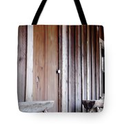 Cracker Front Porch Tote Bag