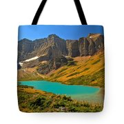 Cracker Lake Valley Tote Bag