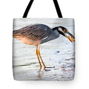 Cracking The Shell Tote Bag