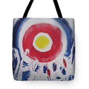 Cracks In The Universe Tote Bag