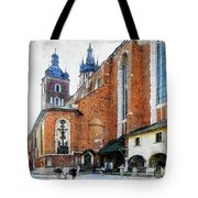 Cracow Art 1  Tote Bag