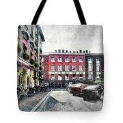Cracow Art 4 Kazimierz Tote Bag