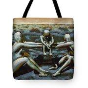 Cradle Tote Bag