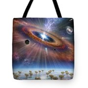 Cradle Of Life Tote Bag