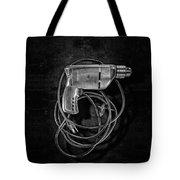 Craftsman Drill Motor Bs Bw Tote Bag