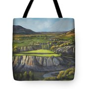 Craig's Course Tote Bag