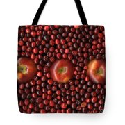 Cranapple Tote Bag by Christian Slanec