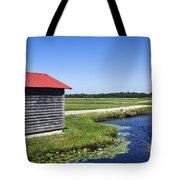 Cranberry Bogs Tote Bag