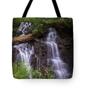 Cranberry Falls. Tote Bag by Itai Minovitz