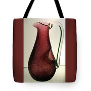 Cranberry Pitcher Tote Bag