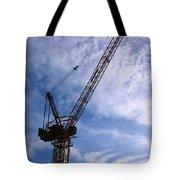 Crane Bk Tote Bag