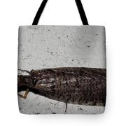 Crane Fly Tote Bag