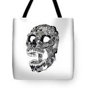 Craneo Tote Bag