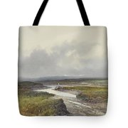 Cranmere Pool, Dartmoor Tote Bag