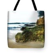 Crash Boat Beach, Pr Tote Bag
