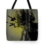 Crash Tote Bag by Naxart Studio