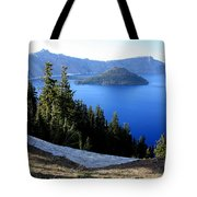 Crater Lake 12 Tote Bag