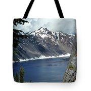 Crater Lake 6 Tote Bag