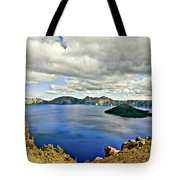 Crater Lake I Tote Bag
