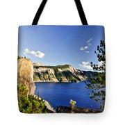 Crater Lake II Tote Bag