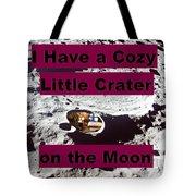 Crater11 Tote Bag