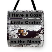 Crater14 Tote Bag