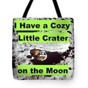 Crater18 Tote Bag