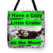 Crater19 Tote Bag