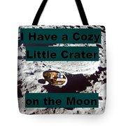 Crater28 Tote Bag
