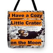 Crater3 Tote Bag