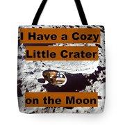 Crater34 Tote Bag