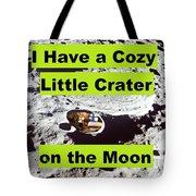 Crater39 Tote Bag