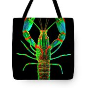 Crawfish In The Dark - Orivibsat Tote Bag