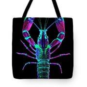 Crawfish In The Dark - Rosegreen Tote Bag